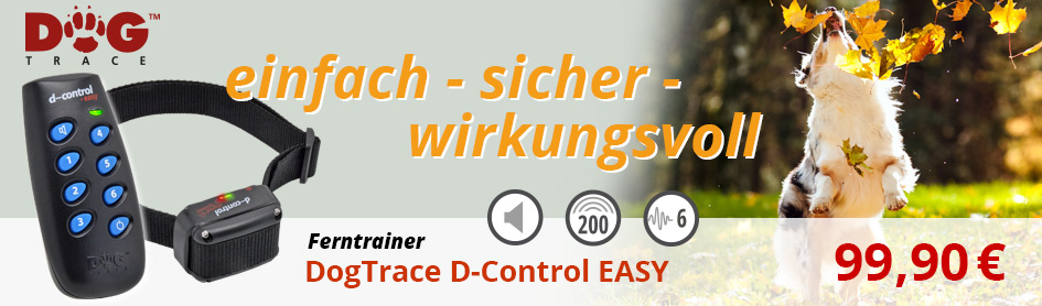 Dogtrace D-Control easy Ferntrainer