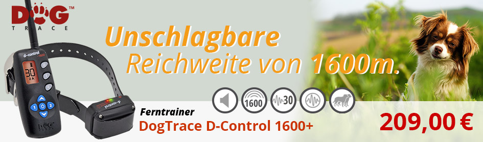 Dogtrace D-Control 1600